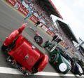 Départ type «le Mans»